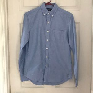 American Eagle Outfitters light blue button down